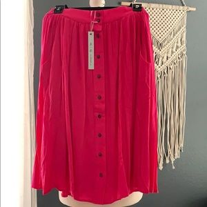 Dresses & Skirts - Hot pink skirt